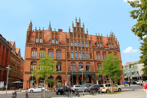 Altes Rathaus, Hannover