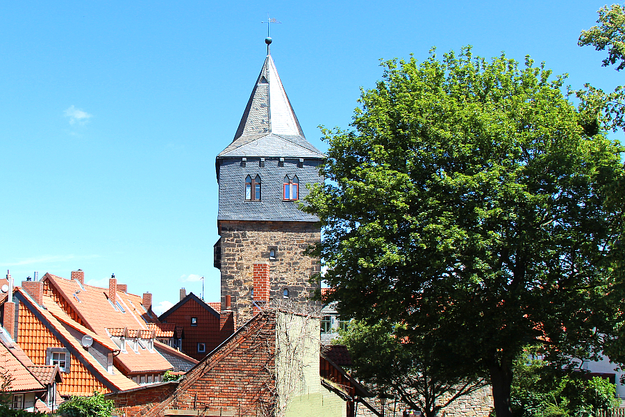 Kehrwiederturm in Hildesheim