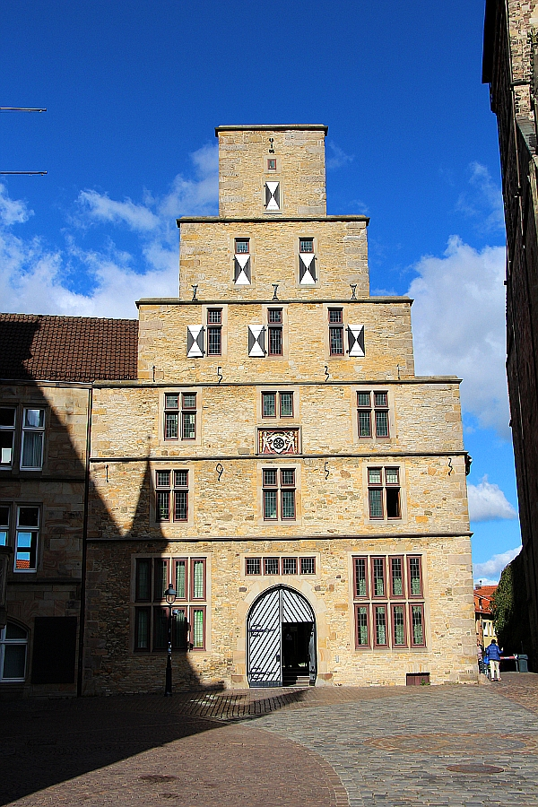 Stadtwaage in Osnabrück