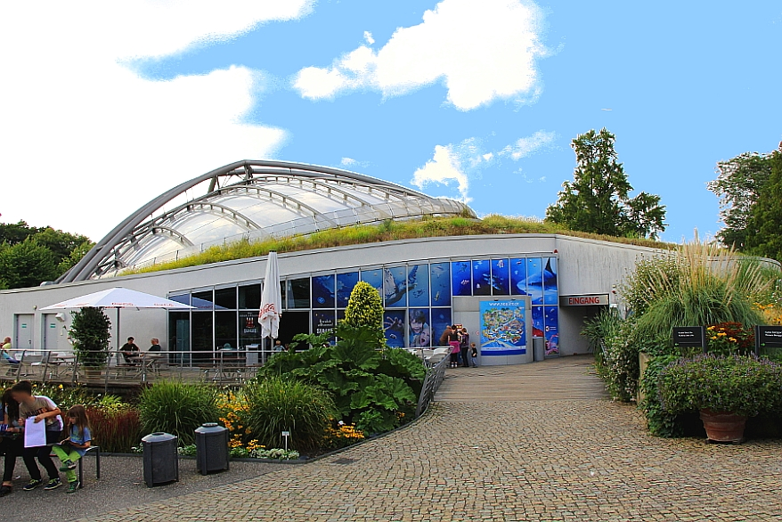 Das Sea Life in Hannover