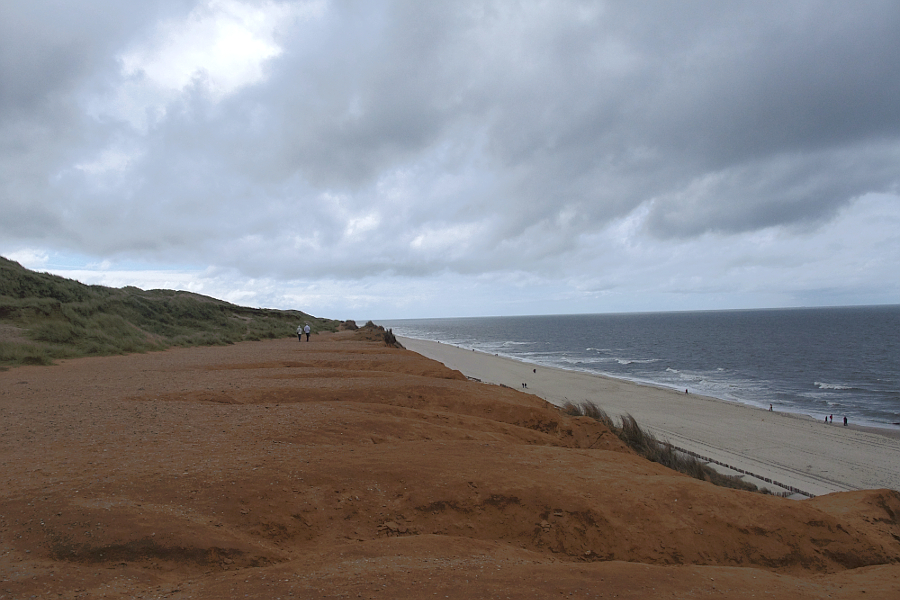 Rotes Kliff, Insel Sylt